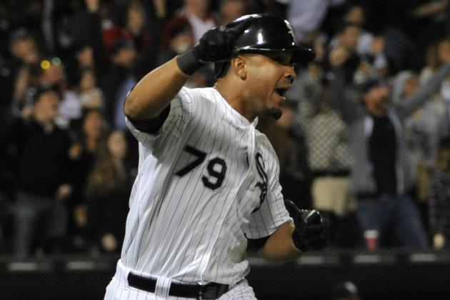 Abreu's Slam in 9th Lifts White Sox over Rays 9-6