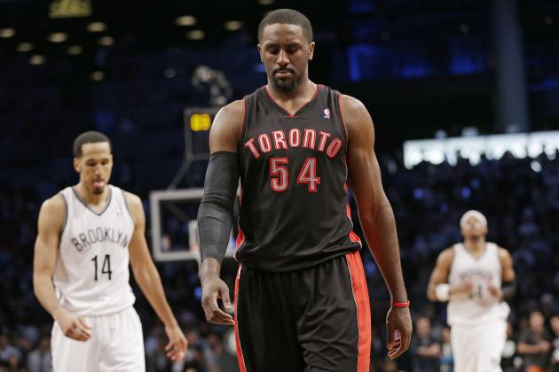 Patrick Patterson Says Raptors Haven't Gotten Calls 'All Year Long' After Game 3
