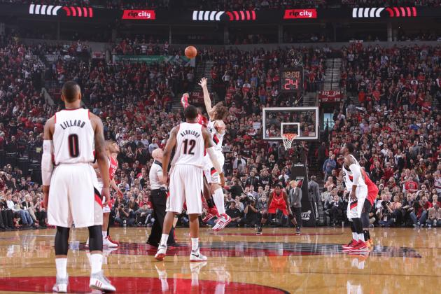 Rockets vs. Trail Blazers Game 3: Live Score, Highlights and Reactions