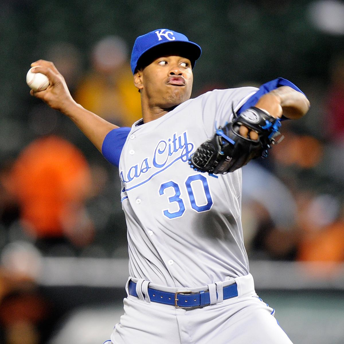 Yordano Ventura's Improved Curveball Could Be Next Step In