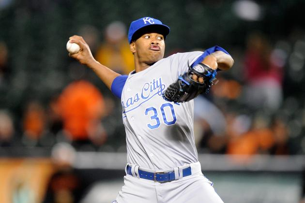 Yordano Ventura's Improved Curveball Could Be Next Step in His Ace Evolution