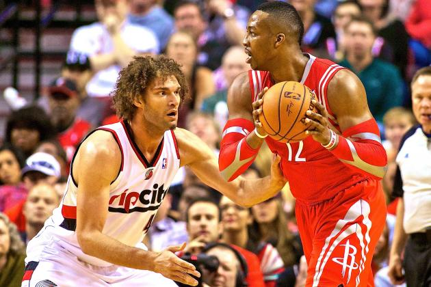 Rockets vs. Blazers: Game 3 Score and Twitter Reaction from 2014 NBA Playoffs