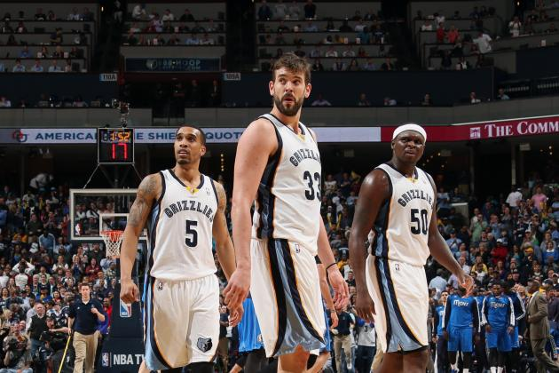 Memphis Grizzlies Must Control Pace to Survive 2014 NBA Playoffs