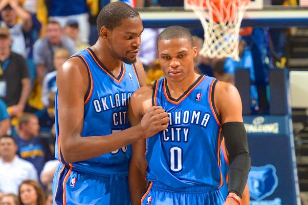 How Worried Should OKC Thunder Be in Series with Memphis Grizzlies?