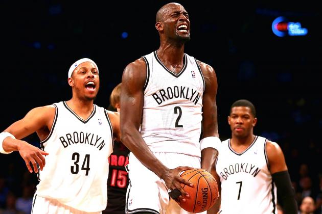 Brooklyn Nets Using Playoff Series as Proving Ground for League-Wide Respect