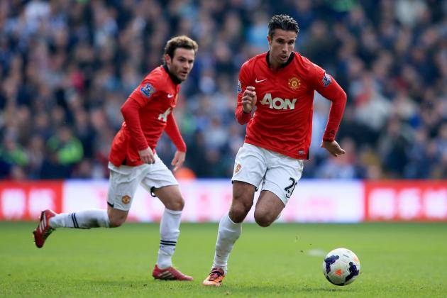 Manchester United Transfer News: Latest on Robin Van Persie, Cesc Fabregas, More