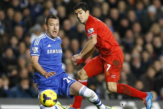 Liverpool vs. Chelsea: Live Stream, Head-to-Head Record, Key Stats and Preview