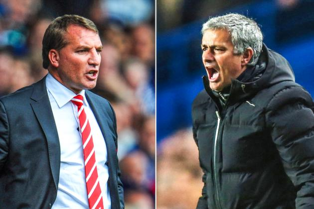 Mourinho & Rodgers' Moods Contrast Ahead of Premier League Decider