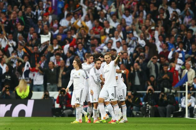 Real Madrid vs. Osasuna: La Liga Live Score, Highlights, Report