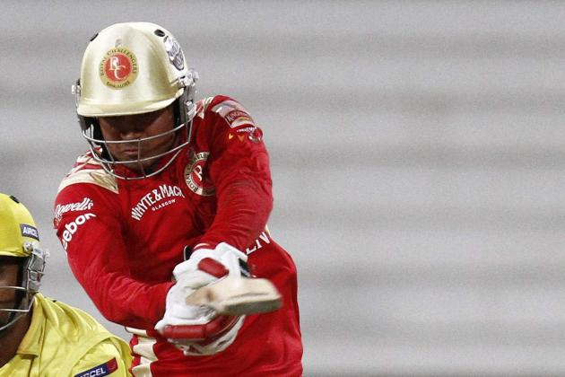 Live IPL: RCB vs. Rajasthan