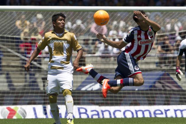 Liga MX Table 2014: Updated Clausura Results and Standings Following Week 17