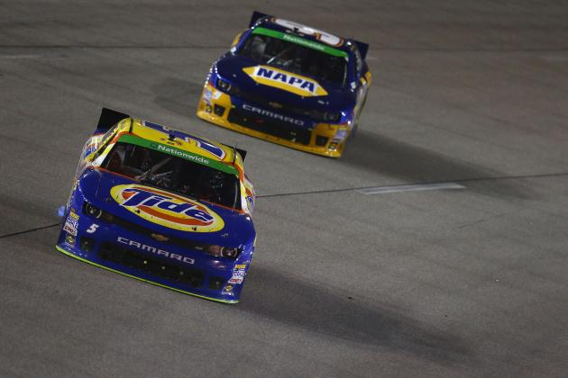 NASCAR at Richmond 2014: Race Schedule, Live Stream Info and Drivers to Watch