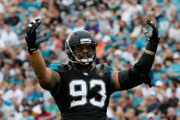 Veteran DE Tyson Alualu May Be Facing New Role
