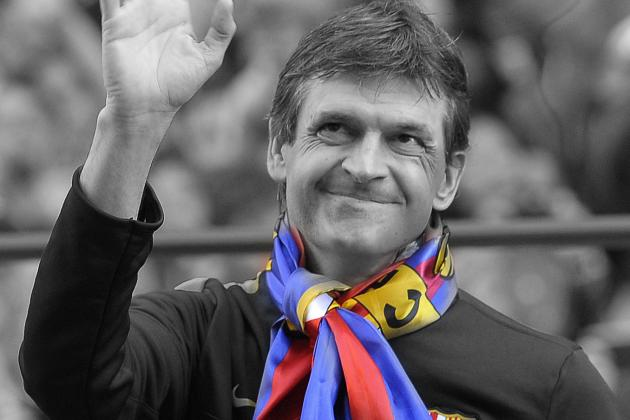 Football Will Miss Tito Vilanova, Truly a Man Without Enemies