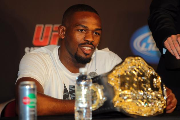 Jones vs. Teixeira: Biggest Keys for Light Heavyweight Title Fight at UFC 172