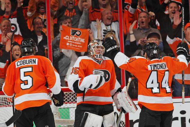 NHL Playoff Schedule 2014: TV Info, Picks for Sunday's Stanley Cup Playoff Tilts