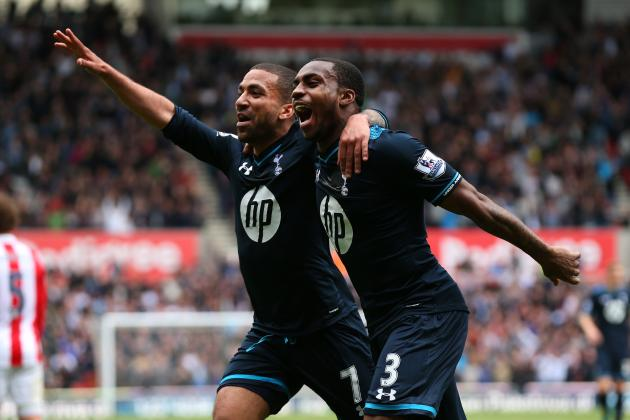 Stoke City vs. Tottenham Hotspur: Live Player Ratings for the Spurs Players