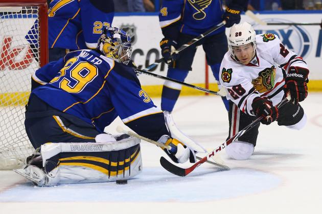 Chicago Blackhawks: Ben Smith's Heavy Lifting and Heroics Leads to Game 5 Win