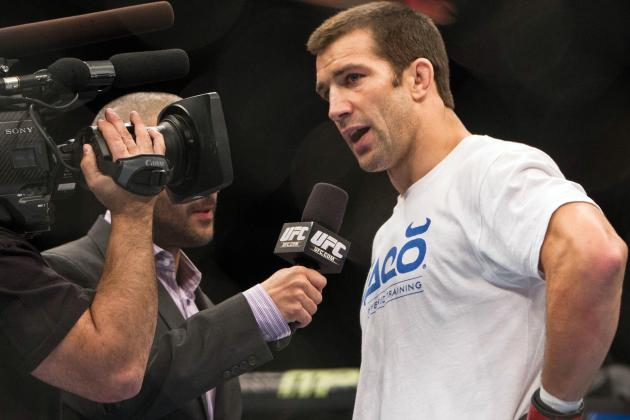 UFC 172 Fight Card: A Luke Rockhold Win Makes Him Suddenly Pretty Relevant