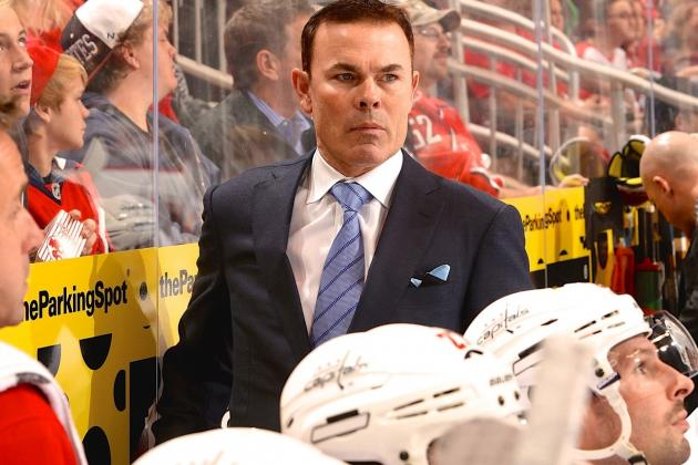 Adam Oates Fired by Capitals: Latest Details and Analysis