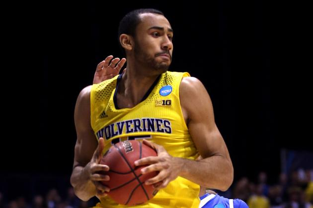 Report: Michigan Transfer Jon Horford Commits to Florida