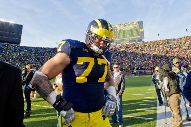 Taylor Lewan NFL Draft 2014: Scouting Report Breakdown for Tennessee Titans LT