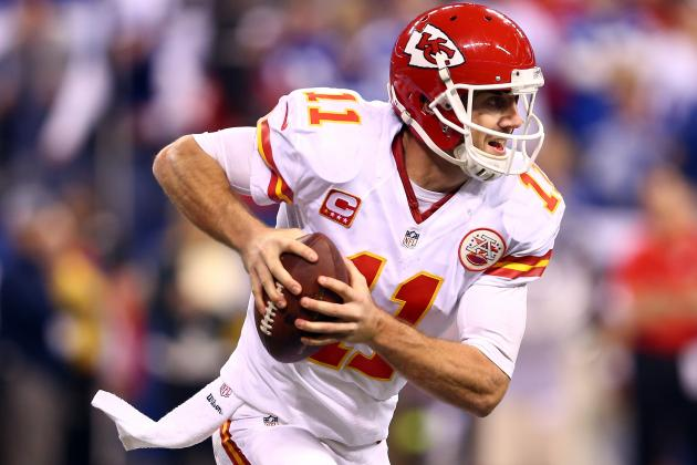 Chiefs' Alex Smith Raises Expectations for Second Year in Reid's System
