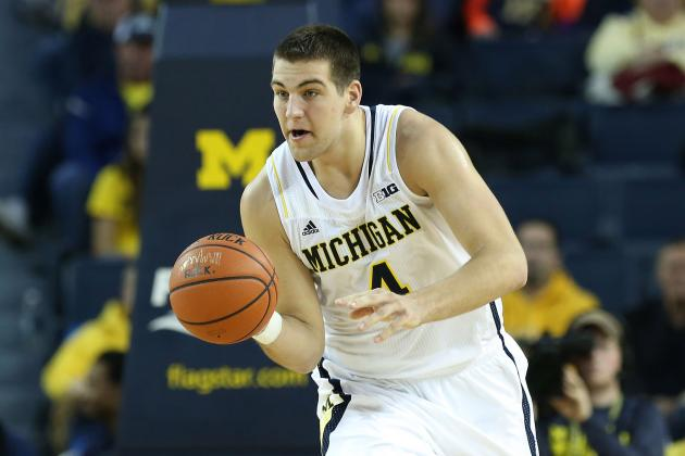 Will Mitch McGary Have NBA Future After Drug Bust Forces Him into Draft?