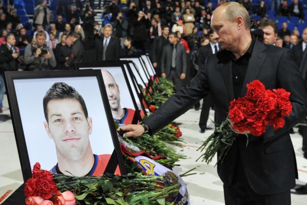 Lokomotiv Yaroslavl Crash Inquiry Concludes Flight Staff Flew Unlawfully