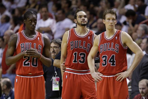 Chicago Bulls Will Need Unlikely Heroes to Carry Their Offense