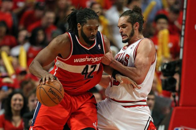 Joakim Noah Trolls Washington Wizards over Nene's Suspension