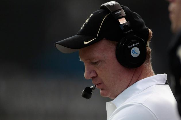 NCAA Bans Idaho Vandals Football Team from Bowl Game in 2014