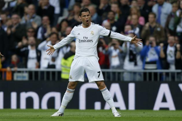 Real Madrid vs. Osasuna: Live Player Ratings for Carlo Ancelotti's Men