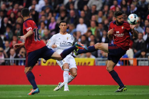 Real Madrid vs. Osasuna: Score, Grades and Post-Match Reaction