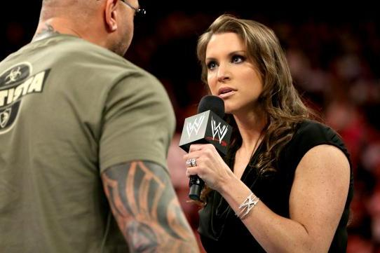 Report: Stephanie McMahon Furious About Raw Script Leak?