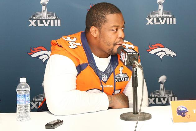 Broncos Terrance Knighton on Sterling: Clippers Shouldn't Play