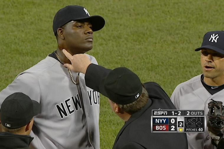 MLB Will Review Potential Pine Tar Rule Change After Season