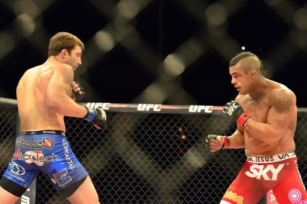 Luke Rockhold: Why Won't Vitor Belfort Release His Drug Test Results?