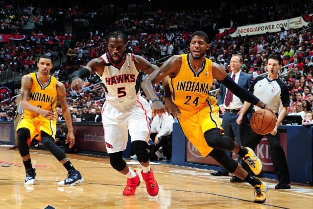 Indiana Pacers vs. Atlanta Hawks: Postgame Grades and Analysis