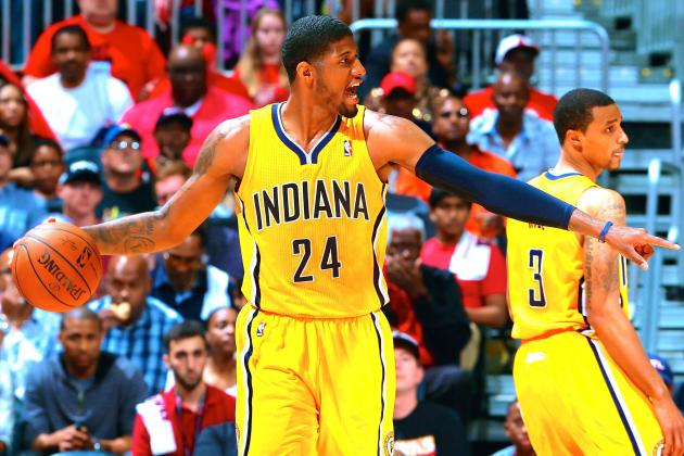 Pacers vs. Hawks: Game 4 Score and Twitter Reaction from 2014 NBA Playoffs