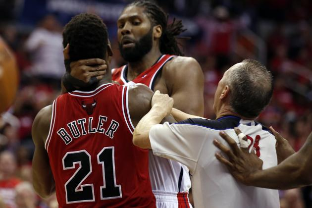 Nene Has No Regrets After Headbutting Jimmy Butler