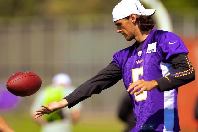 Chris Kluwe Says Lawsuit vs. Vikings Still a Possibility