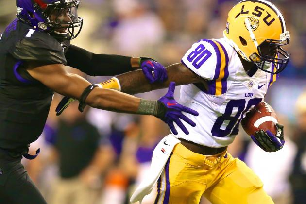 Despite Poor Workout Numbers, Jarvis Landry Is a Top-Flight WR Draft Prospect