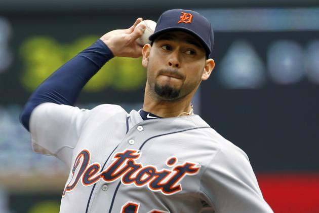Anibal Sanchez Injury: Updates on Tigers Pitcher's Finger and Return