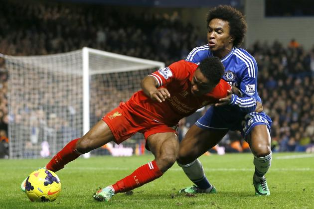 Liverpool vs. Chelsea: Simulating Crucial Premier League Decider on FIFA 14