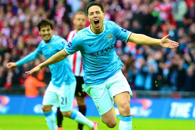Samir Nasri Left Arsenal for Manchester City for History and Money