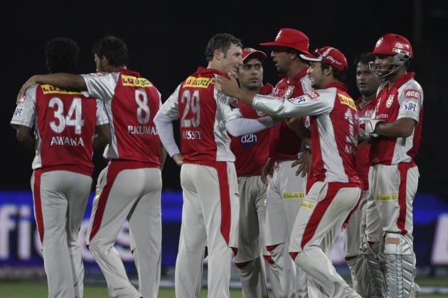 IPL: Kings XI Punjab Send a Message with Victory over the Kolkata Knight Riders