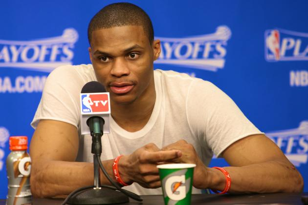 Russell Westbrook Says Media Is Trying to Pull Oklahoma City Thunder Apart