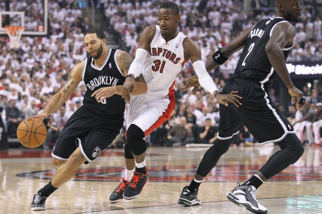 Terrence Ross Should Stay in Toronto Raptors' Starting Lineup Despite Struggles