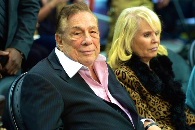 A Brief History of Donald Sterling's Alleged Racism